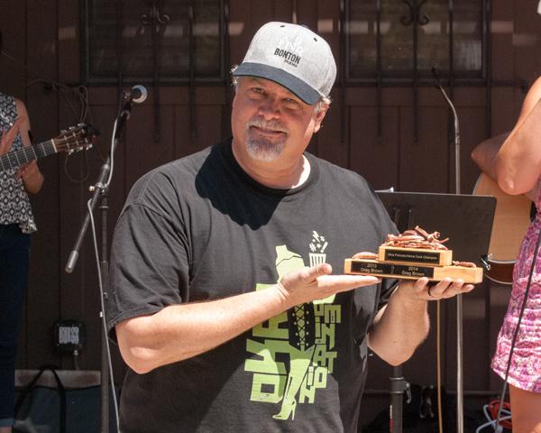 Greg Brown - Home Chef Champion