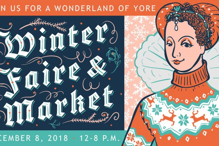 Shakespeare Dallas' Winter Faire & Market